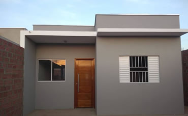 Minha Casa Minha Vida- 35 m2
